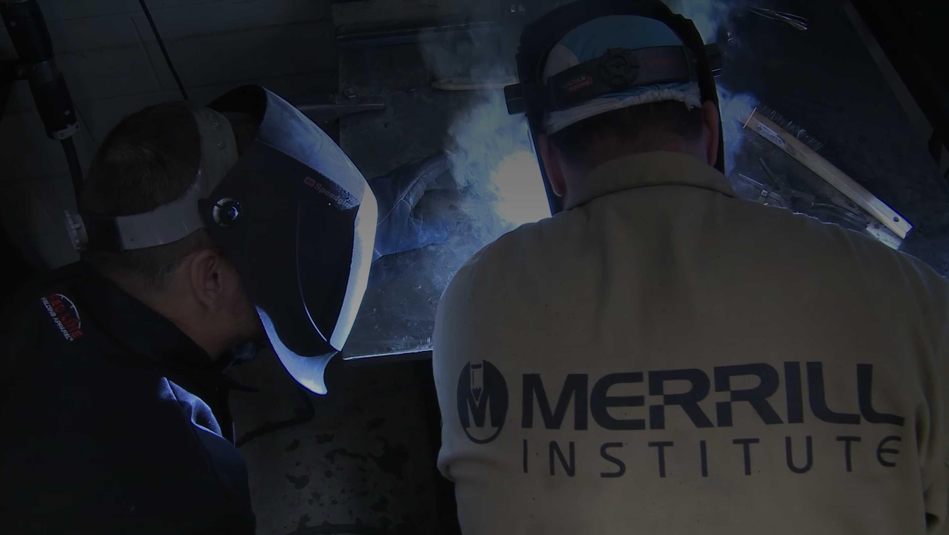 Merrill Institute - Welding Training