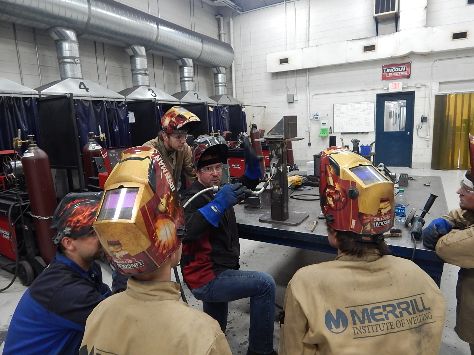 Merrill Institute - Welding Programs