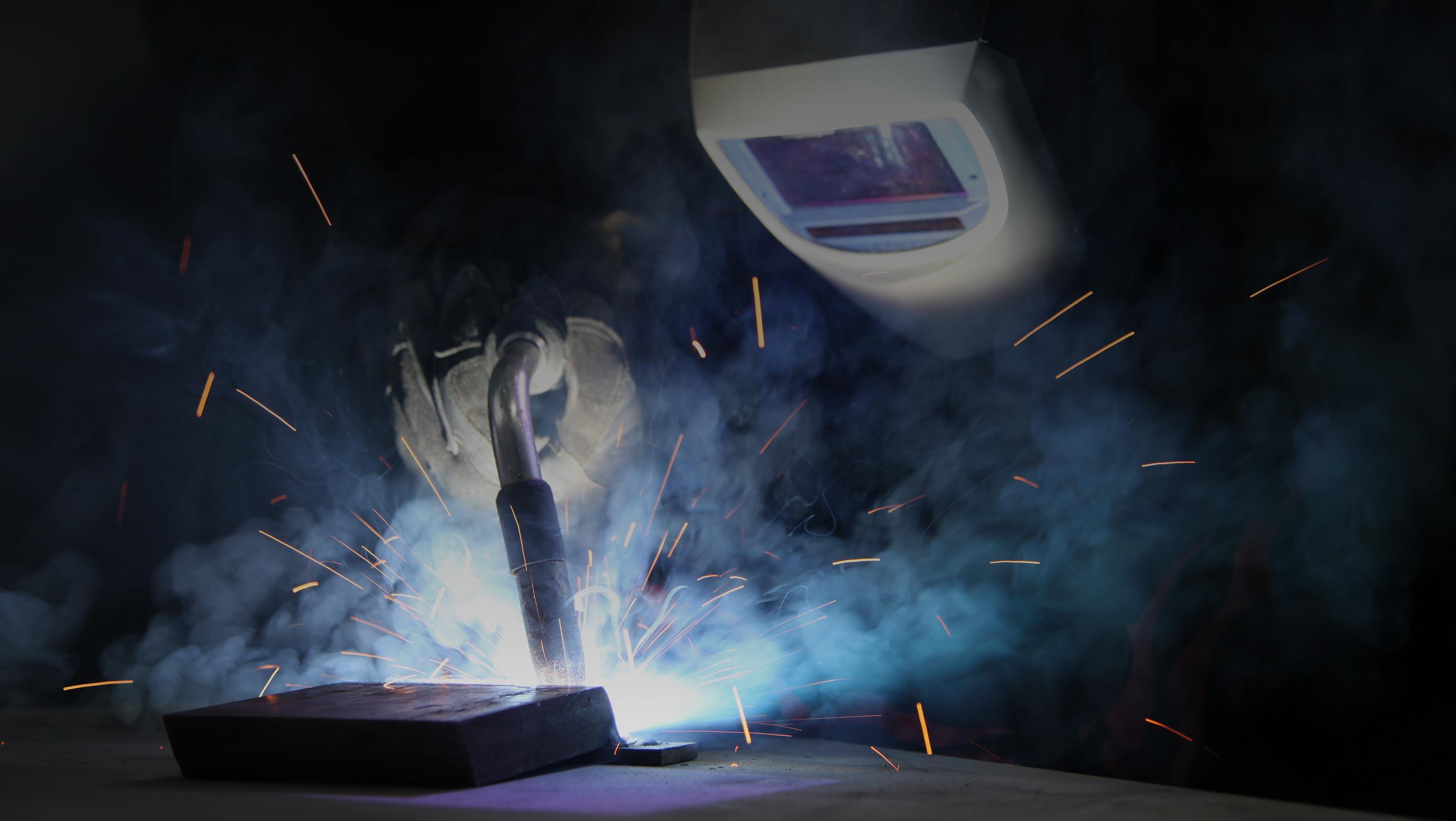 Merrill Institute welding certification in 12 weeks