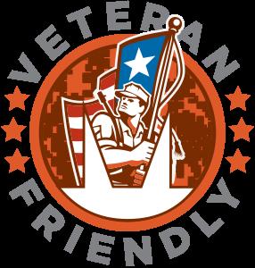Merrill Institute - Veteran Friendly logo